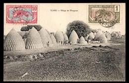 TCHAD, Village De Mosgoum - Tchad