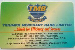 3NAIF 80 Units Triumph Merchant Bank - Nigeria