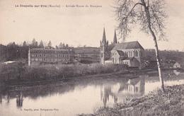 La Chapelle Sur Vire Arrivée Route De Domjean éditeur A Rapilly - France
