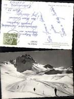 241887,Parsenn Skigelände Skipiste B. Kreuzweg B. Davos Kt Graubünden - GR Graubünden