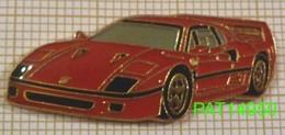 FERRARI F40 En Version EPOXY - Ferrari