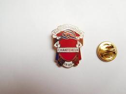 Superbe Pin's En EGF , Sapeurs Pompiers De Chanteheux , Meurthe Et Moselle - Bomberos