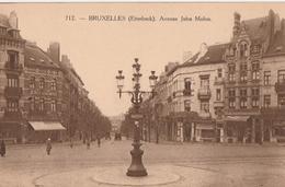 654. AVENUE  JULES MALOU - Etterbeek