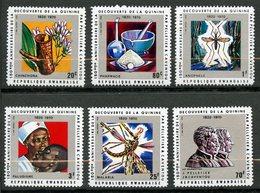 Rwanda, Yvert 378/383, Scott 367/372, MNH - Rwanda