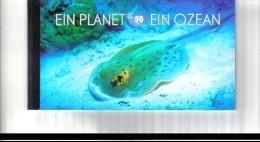 BOX588 UNO WIEN 2010 WELTERBE EIN PLANET EIN OZEAN  MH 15 Postfrisch SIEHE ABBILDUNG - Wien - Internationales Zentrum