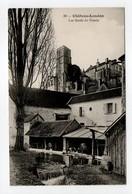 - CPA CHÂTEAU-LANDON (77) - Les Bords Du Fusain (avec Lavandières) - Edition RUAT N° 30 - - Chateau Landon
