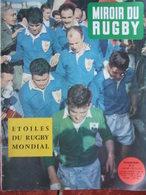 Revue Miroir Du Rugby N°2 (avril 1960) Etoiles Du Rugby Mondiales - Sport