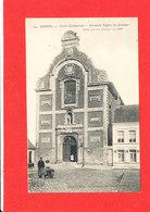 59 CASSEL Cpa Animée Ecole Communale Ancienne Eglise Des Jésuites   14   Edit Hahn - Cassel