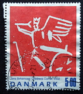 Denmark 2002   MiNr.1318 (O) KUNST   ( Lot  B 2274) - Usado