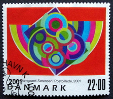 Denmark 2001   MiNr.1286 (O) KUNST   ( Lot  B 2276) - Usado