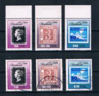 DDR 1990 Briefmarken Mi.Nr. 3329/31 Kpl. Satz ** + Gestempelt - DDR
