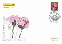 2006  Deutschland Allem. Fed. Mi. 2529 FDC  Blumen :  Kartäusernelke (Dianthus Carthusianorum) - FDC: Enveloppes