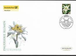 2006  Deutschland Allem. Fed. Mi. 2530 FDC  Blumen : Edelweiß (Leontopodium Alpinum) - FDC: Enveloppes