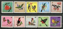 Rwanda, Yvert 464/473, Scott 457/466, MNH - Rwanda