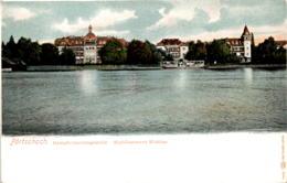 Pörtschach - Dampferlandungsstelle - Etablissement Wahliss (1043) - Pörtschach