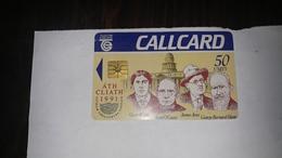 Ireland-50 Units-ath Cliath1991-(7)-used Card+1card Prepiadfree - Irlanda