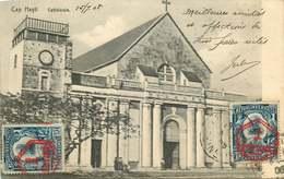 ANTILLES  PORT AU PRINCE HAITI  Cathédrale - Haiti
