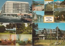 Lot De 12 Cartes--hotels--restaurants De France - Postkaarten