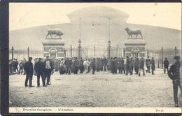 BRUXELLES - CUREGHEM  - L'Abattoir N°25 - Anderlecht