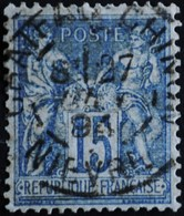 -Sage N°101 Type Ll. O CHATEAU-CHINON.1894. - 1876-1898 Sage (Type II)