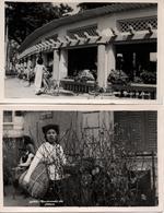 INDOCHINE HANOÏ MARCHE AUX FLEURS 1953 - Vietnam