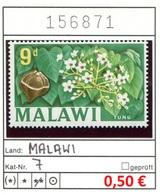 Malawi - Michel 7 - ** Mnh Neuf Postfris - Malawi (1964-...)