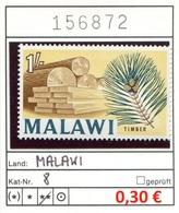 Malawi - Michel 8 - ** Mnh Neuf Postfris - Malawi (1964-...)