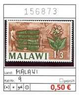 Malawi - Michel 9 - ** Mnh Neuf Postfris - Malawi (1964-...)