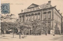 CPA - Belgique - Liège - L'Hôtel De Ville - Liege