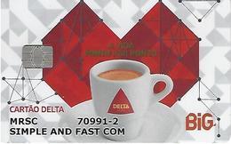 PORTUGAL - Delta Café - Enterprise Credit Card - Cartes De Crédit (expiration Min. 10 Ans)