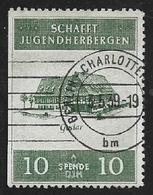 "Germany, Youth Hostel Fund Raising "" SCHAFFT JUNGENDHERBERGEN,"" Used BERLIN CHARLOTTEN...... 3.5.39 - Germany"