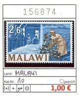 Malawi - Michel 10 - ** Mnh Neuf Postfris - Malawi (1964-...)
