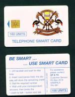 UGANDA - Chip Phonecard As Scan (Issue 20,000) - Uganda