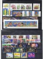 Malta - 2000 - Lotto 33 Francobolli + 2 Foglietti (Annata Completa) - Nuovi - Vedi Foto - (FDC14685) - Malta