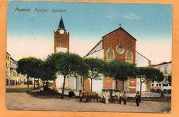 Funchal Madeira 1928 Postcard - Madeira