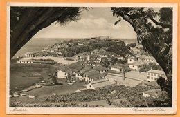 Funchal Madeira 1952 Postcard - Madeira