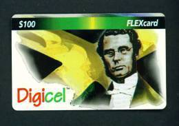 JAMAICA - Remote Phonecard As Scan - Jamaica