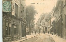 39 DOLE. Imprimerie Rue Des Arènes 1905 - Dole