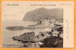 Santa Cruz De Tenerife 1900 Postcard - Portugal