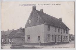 VOLKERINCKHOVE (Nord) - Recette Buraliste Et La Mairie - Sonstige Gemeinden