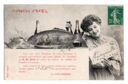 (Bergeret) 682, Invitation D'Avril, La Goujonnière - Bergeret