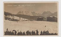 LORENZAGO (BL)  , Gara Sciatoria 24-2-1929, Fotografica   - F.p. - Anni '1920 - Belluno
