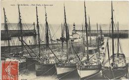 ~  JP  ~  56  ~  ILE DE GROIX    ~    PORT  TUDY  à Basse Mer  ~ - France