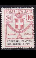 ITALIEN ITALY [PortoFrei] MiNr 0034 ( */mh ) - 1900-44 Vittorio Emanuele III