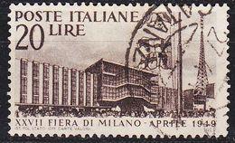 ITALIEN ITALY [1949] MiNr 0771 ( O/used ) - 6. 1946-.. Repubblica