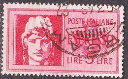 ITALIEN ITALY [1945] MiNr 0705 ( O/used ) - 4. 1944-45 Sozialrepublik