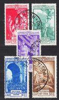 ITALIEN ITALY [1935] MiNr 0523-27 ( O/used ) - Usati