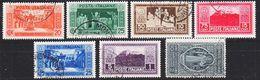 ITALIEN ITALY [1928] MiNr 0318-24 ( O/used ) - Usati