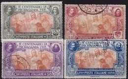 ITALIEN ITALY [1923] MiNr 0161-64 ( O/used ) [01] - Usati