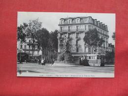 France > [03] Allier > Vichy  La Gare    Ref 3243 - Vichy